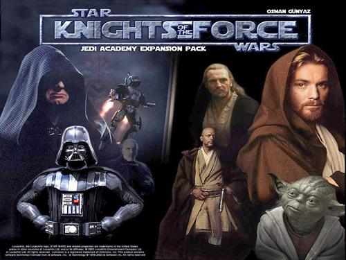 Звёздные войны рыцари силы star wars